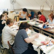 Workshop de basis van het aquarelleren